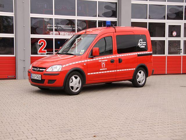 Kommandowagen aD